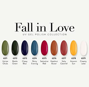 Fall in love - kolekcija